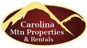 Carolina Mountain Properties & Rentals