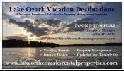Lake Ozark Vacation Destinations