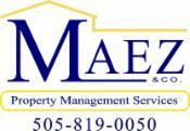 Maez & Company Property Management Services